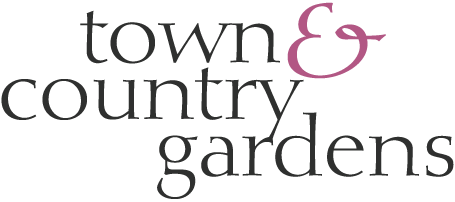 Town & Country Gardens Logo, Elgin Florist